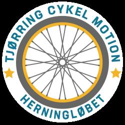 Tjørring cykel motion logo